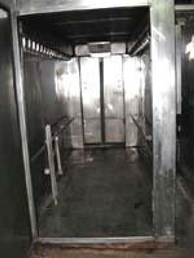 Używane Szafy i komory wędzarniczoparzelnicze, wózki. dymogeneratory
