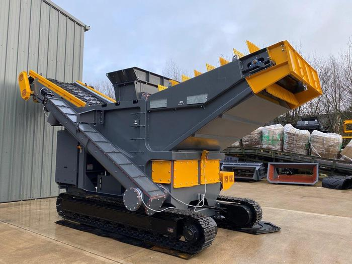 NEW GCS WASTE WIZARD 120T
