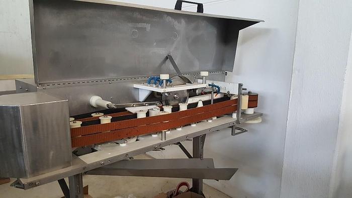 Pisces FR 200 filleting machine