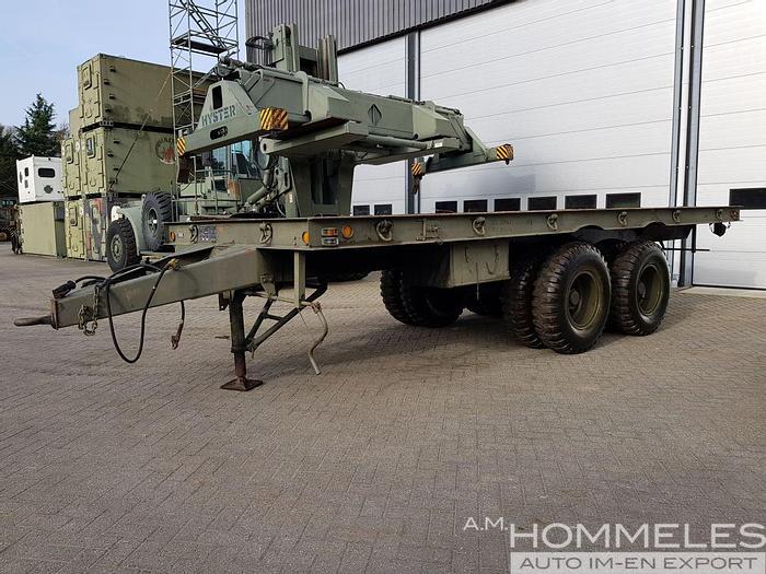 Used M345 trailer