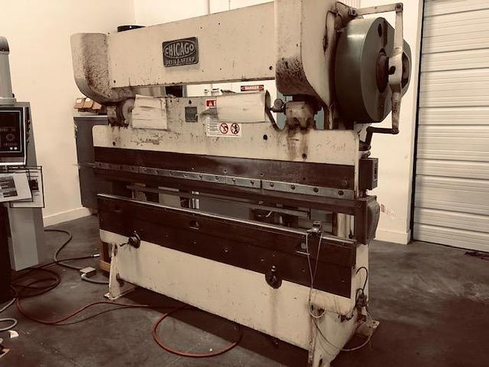 D&K 68-B Mechanical Brake Press