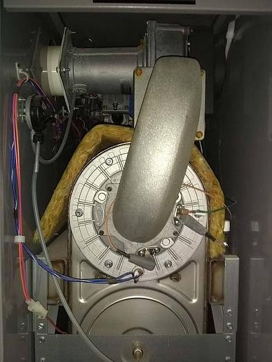 Lochinvar 800,000 btu high efficiency boiler KBN801