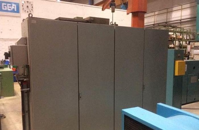 Tokarka karuzelowa CNC Schiess Froriep