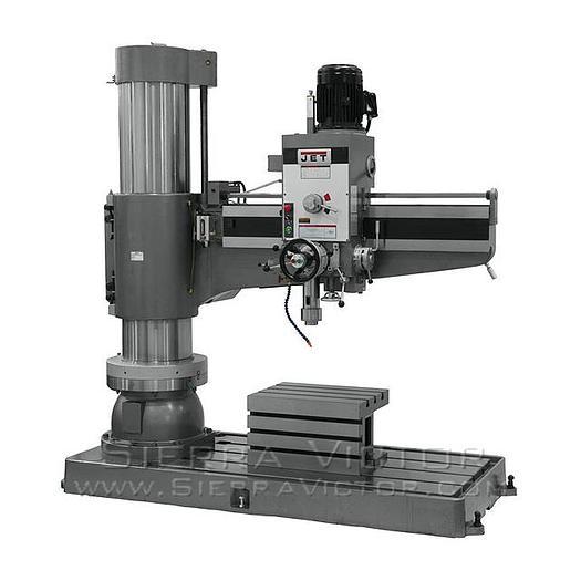 JET J-1600R-4 Radial Drill Press 460V 320039