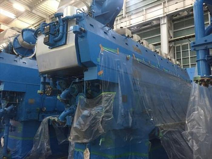 5.76 MW 2015 New Rolls Royce B32:40V12A HFO Generator Set