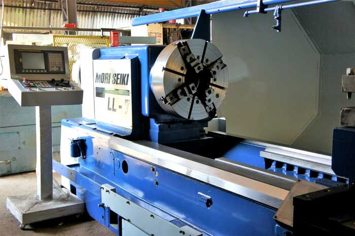 MORI SEIKI LL7 CNC OIL COUNTRY LATHE MACHINE (REBUILT) in India