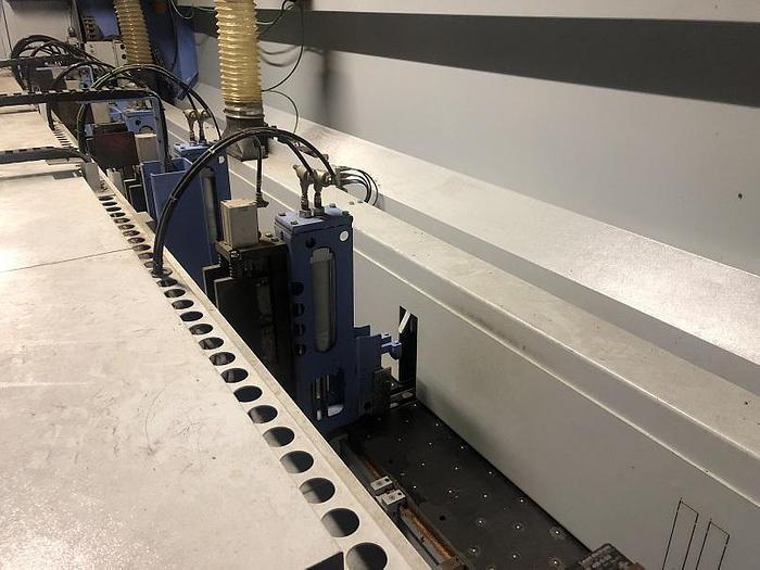 MEN010 Holzma HPL 530 43/22 Sezionatrice orizzontale con carico automatico