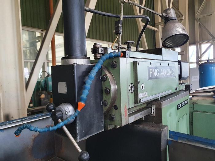 Frezarka CNC TOS FNG 40 (4 oś)