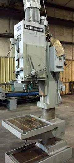WMW HEKERT Sabo Standard 63 Drill Press