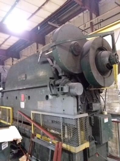 Cincinnati Model 13 Brake Press (150 Ton x 12')