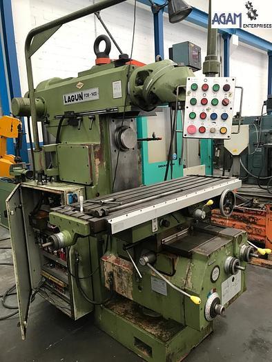 Used Lagun FCM 1400 Universal Milling Machine (Ram Type)