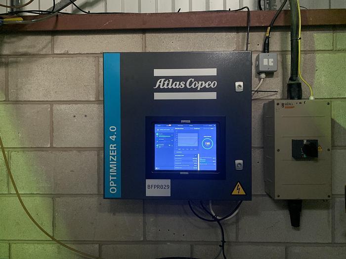 Used 2019 ATLAS COPCO OPTIMIZER 4.0 Central Controller