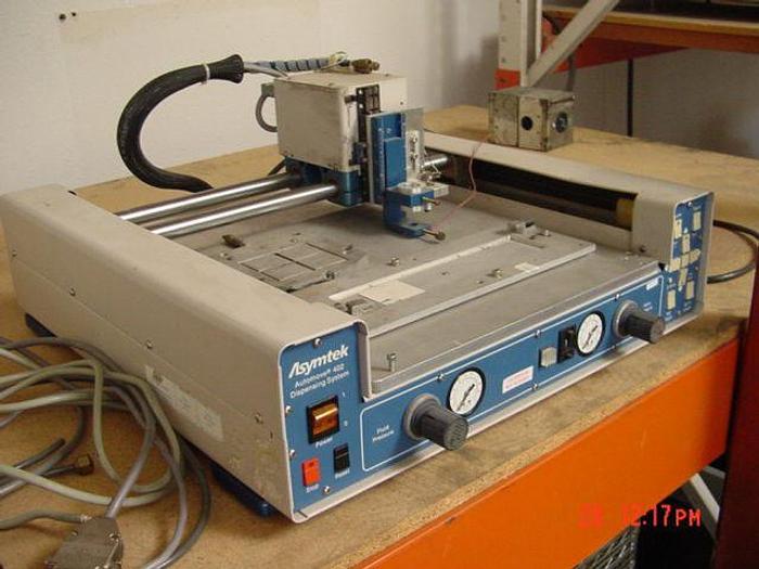 Used Asymtek 403-B dispensing machine for parts