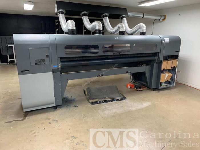 Used HP SCITEX FB700 Printer