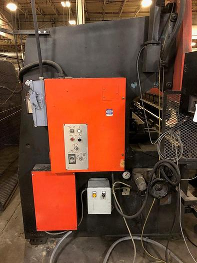 138 Ton Amada RG-125 CNC Press Brake