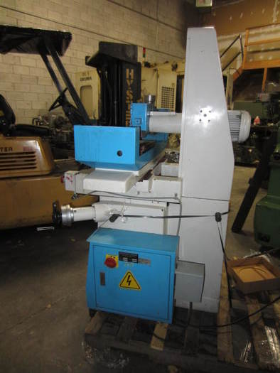 "7"" x 16"" Perfect Model PFG-2040M Manual Surface Grinder 5607"