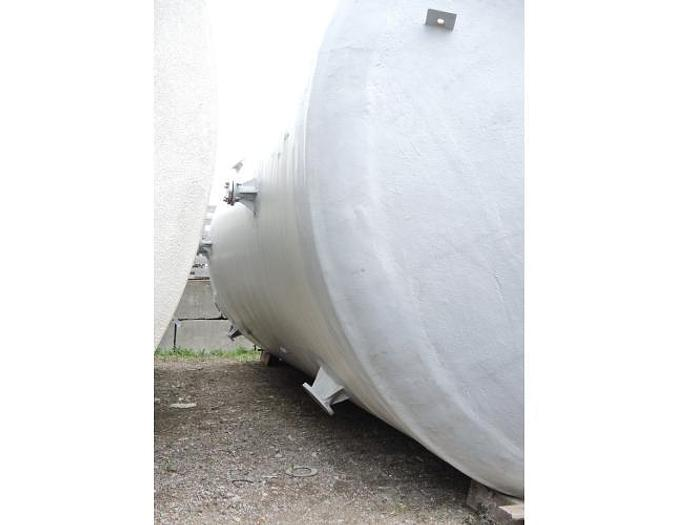 USED 10 080 GALLON TANK, FIBERGLASS