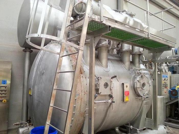 Used OVERFLOW DYEING HT MCS  JR 90 S/1L HT