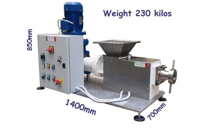 Used Used Confalonieri Soap Machinery SE-SP