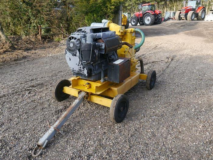 Used Selwood S150 Water Pump