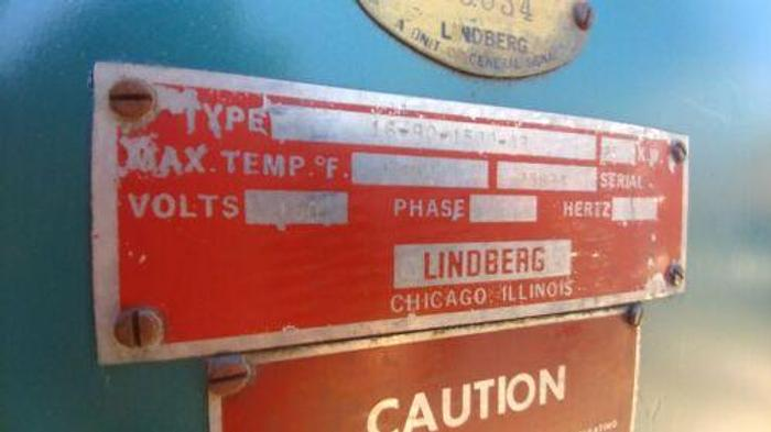 LINDBERG ENDOTHERMIC GENERATOR 1850 DEGREES F MODEL 16-RO-1500-A3 25 KW