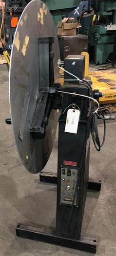 Used 250 Lb., RAPID-AIR, No. R46AP MOTORIZED UNCOILER