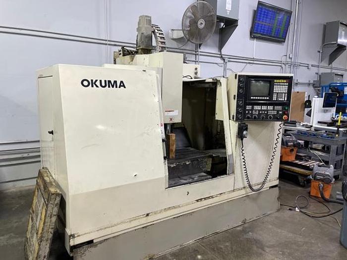 Used OKUMA CADET MATE 4020 CNC Machining Center