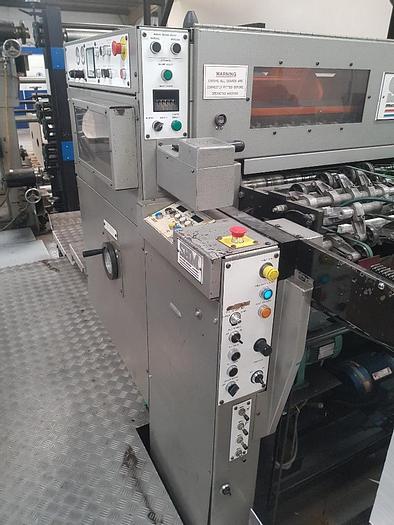 Použitý 1996 STRACHAN HENSHAW MACHINERY 1400DK