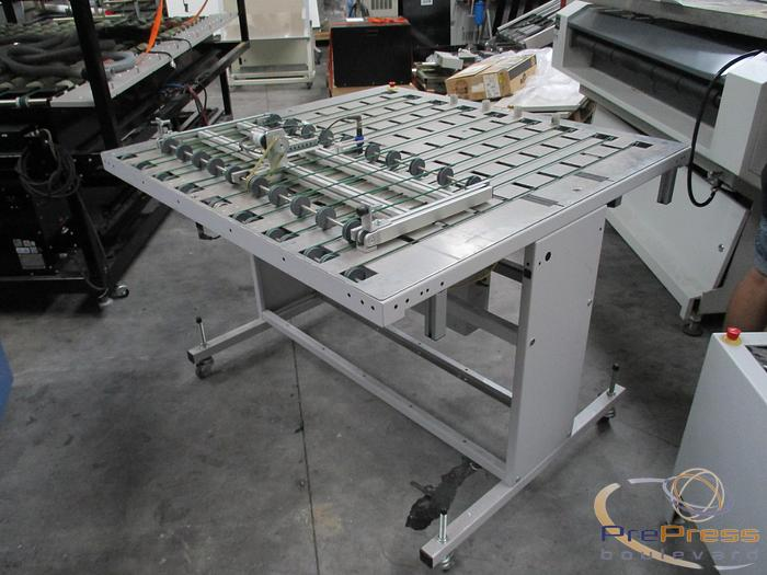 Refurbished 2016 Grafoteam MDT 480-L Turnt Conveyor