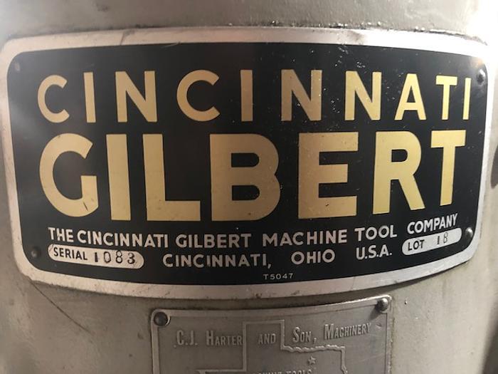 Cincinnati Gilbert  4 ft Radial Arm Drill