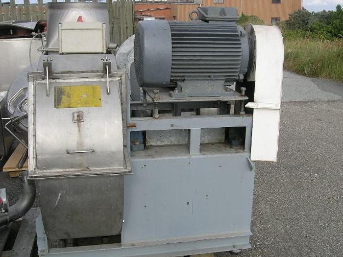 Used NOVENCO ventilator Type CT-800/100/R