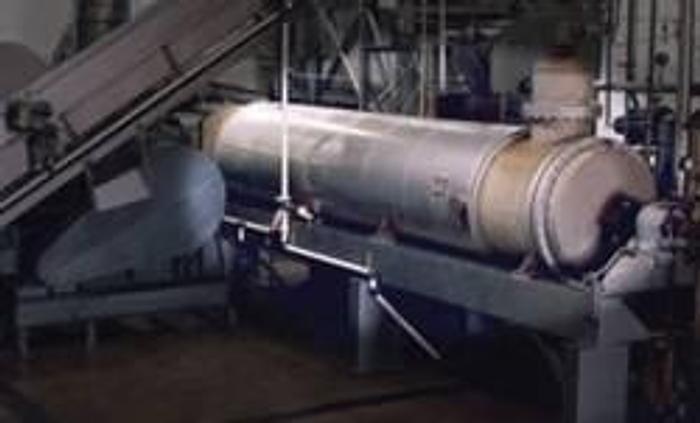 Dupps Steam Jacketed Vessels – Hydrolizer