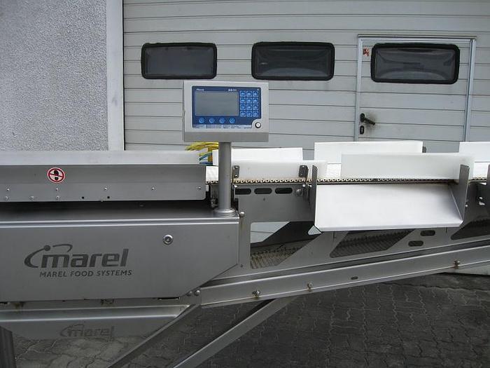 Marel Compact Grader CG 62xl