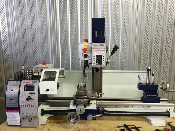 WMP250V - ROGI Lathe/Mill