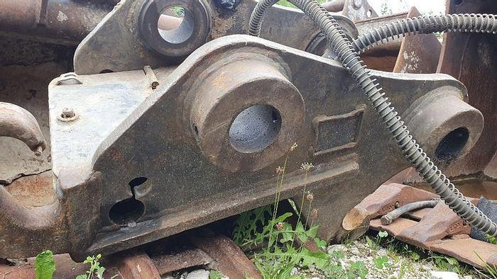 Gebraucht BMT Baumaschinentechnik SW2Q Schnellwechsler