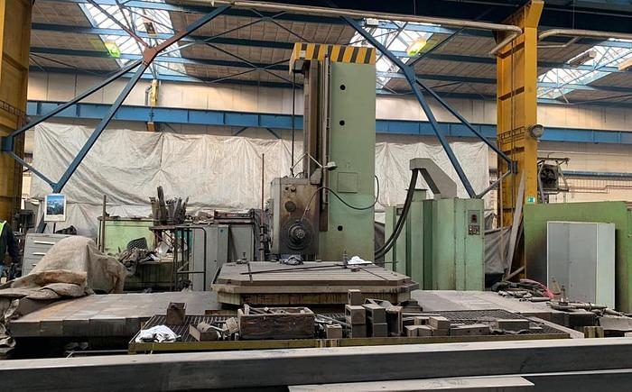 Used 1986 TOS WHN 13A H Boring Machine