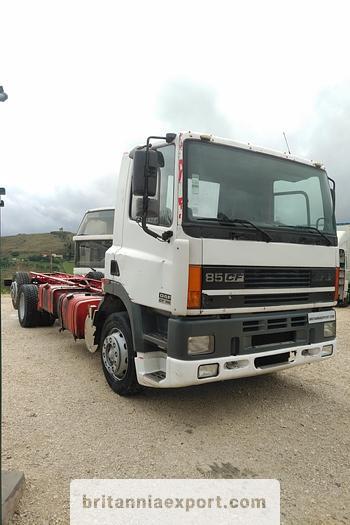 Used 1998 DAF CF 85 380 6X2 Euro 2