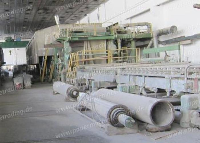 (PM2-91) - Paper Machine Fourdrinier - 2550mm