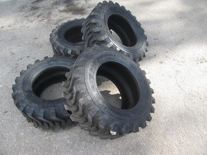 NEW 12  -16.5 Camso Skid Steer Tires