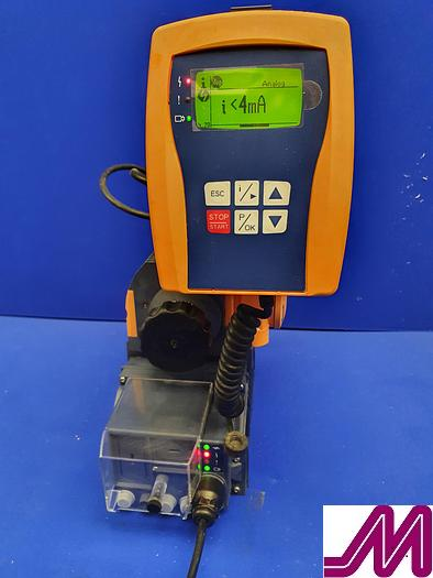 Used 2015 Sigma X Prominent S1CBH Ddiaphragm Metering Pump S1CBH 12017PVTS000UA010S0EN