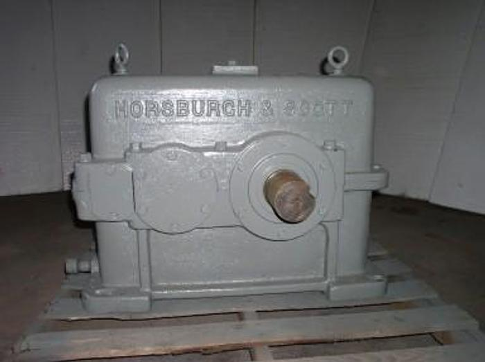 Used Horsburgh & Scott Gear Reducer