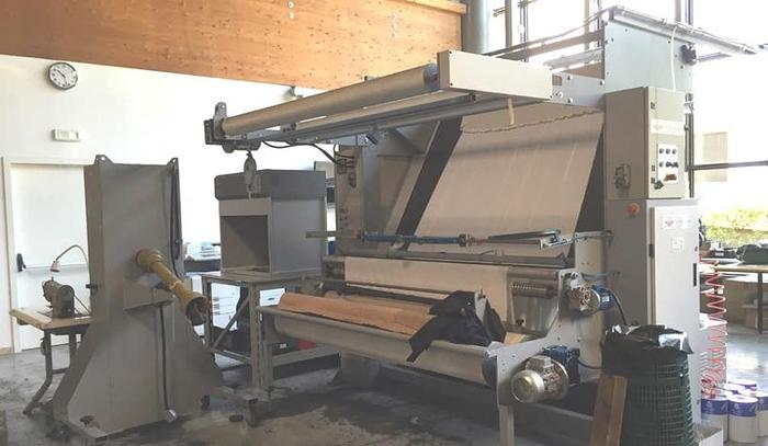 Used ISPECTING MACHINE  GUIDO REGIS TG03