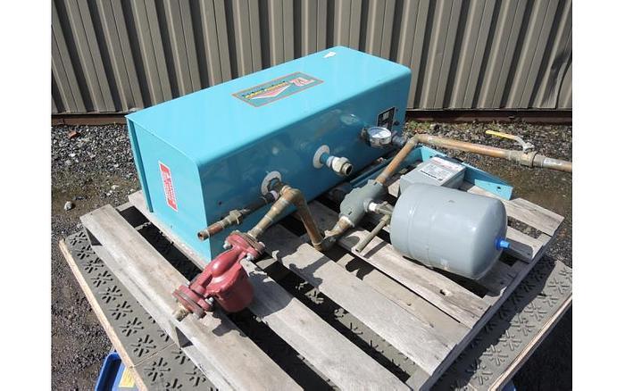 USED BOILER, WATER ELECTRIC BOILER, 18 KW
