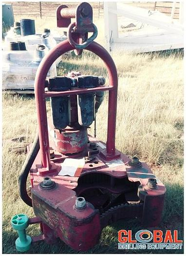 Used Item 0795 : 3570 Gray Chain Pipe Spinner Drill