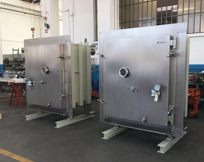 ItalVacuum Tray Dryers