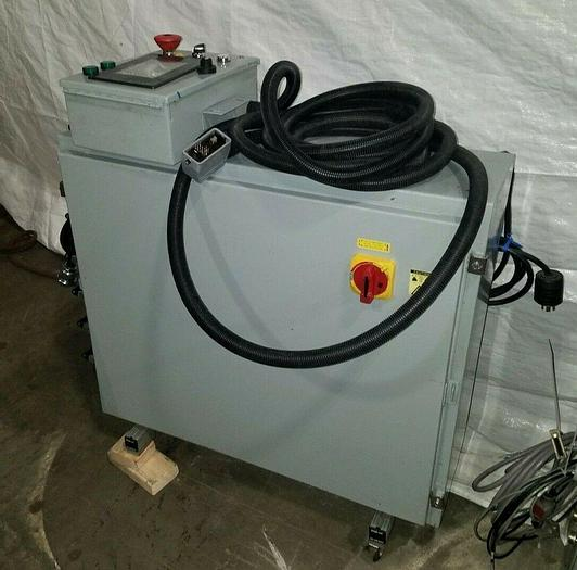 Used PLC controlled linear movement for stock reel feed system stamping press side