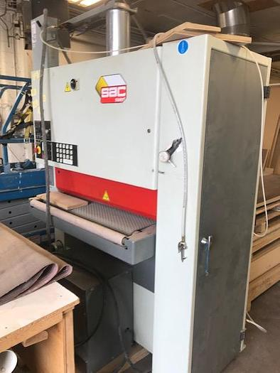Used SAC Prima K970 Wide Belt Sander
