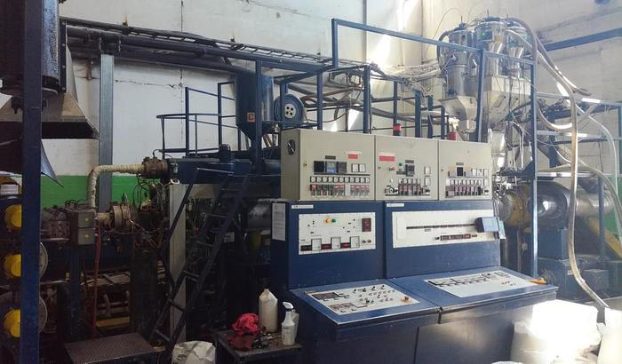 Battenfeld Co-Extrusion Line