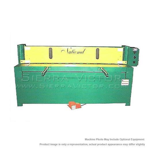 NATIONAL Mechanical Shear NM810