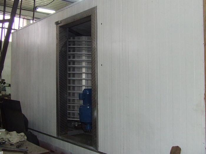 "Used Tunel zamrażalniczy ""Heinen"" typ Schaltschrank"